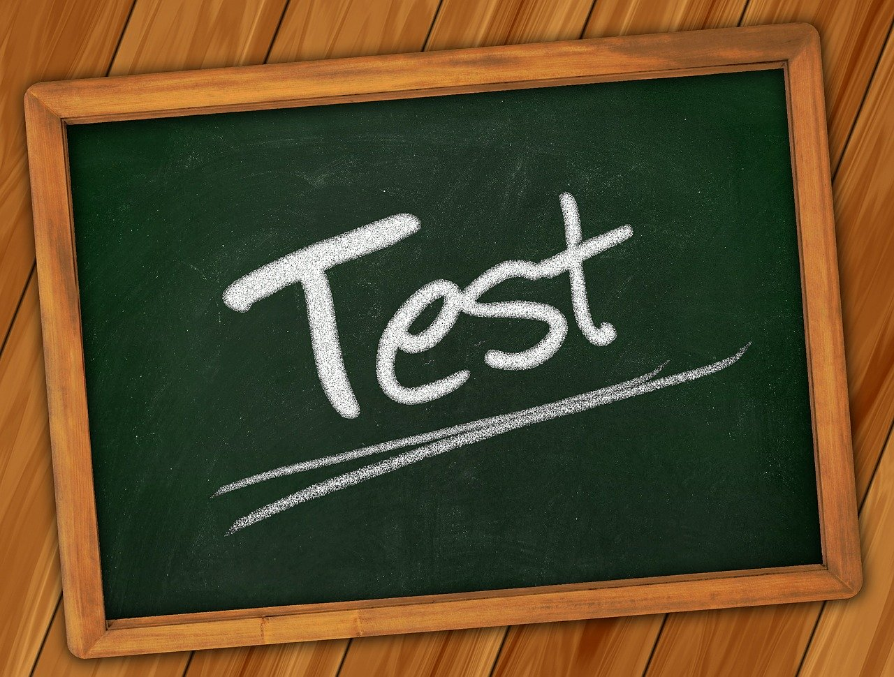 test d'ingresso